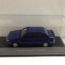 【中古】アシェット 国産名車コレクション Isuzu Gemini(1987) ss1711-4