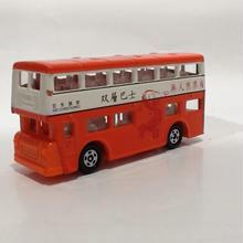 【箱無】トミカ くじⅣ ロンドンバス 双層巴士 ss1803-48