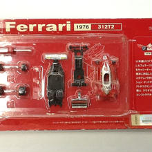 【中古】DYDO ダイドー 1/64 スケール ミニカーキット Ferrari フェラーリ 1976 312T2 1803-160ss