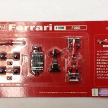 【中古】DYDO ダイドー 1/64 スケール ミニカーキット Ferrari フェラーリ 1998 F300 ss1803-155