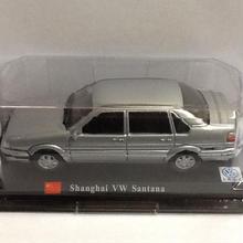 【中古】1/43 Shanghai VW Santana 週刊デル・プラド カーコレクション  ss1801-170