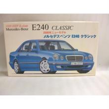【新品】 [プラモデル] 1/24 2000年ニューモデル メルセデスベンツ E240 クラシック / フジミ模型  5102SK