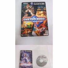 【中古】 NGCソフト   カスタムロボ バトルエボリューション 任天堂 ゲームキューブ 179-253SK