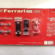 【中古】DYDO ダイドー 1/64 スケール ミニカーキット Ferrari フェラーリ 1979 312T4 ss1803-169
