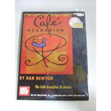 【中古】CAFE ACCORDION (CD付き) DAN NEWTON MEL BAY 6356SK