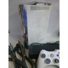 【中古】 Xbox360  20GB 本体 DEAD OR ALIVE フェイスプレート取付済 (箱・説無し)  184-71SK