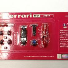 【中古】DYDO ダイドー 1/64 スケール ミニカーキット Ferrari フェラーリ 1951 375F1 ss1803-158