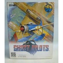 【中古】 ゴーストパイロット  NEO GEO  ネオ ジオ  NG ロムカセット 179-373SK