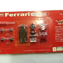 【中古】DYDO ダイドー 1/64 スケール ミニカーキット Ferrari フェラーリ 1982 126C2 ss1803-168