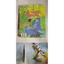 【中古】【洋書】 [代引不可]   THE JUNGLE BOOK Walt Disney presents a Little  Golden Book  175-100SK