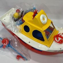 【中古】ハッピー家族 フィッシングボート ss1712-193