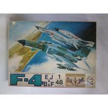 【中古】【未組立】 (株)サニー 1/48   マクダネル・ダグラス F-4  EJ&B&F  ファントムコンバーチブル 183-67SK