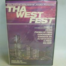【中古】 [DVD] AVALANCHE/ASSASSYN JEANZ Presents THA WEST FEST 1184SK