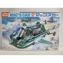 【中古】【未組立】 イマイ 「スペースサイエンスシリーズ」 「ジョー90」 マックスカー 182-294SK