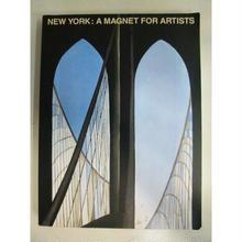 【中古】ニューヨークを生きたアーティストたち 東京ルネッサンス推進委員会 183-49SK