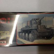 【新品】1/72 PzBefWg 38(t) Ausf. B ss1801-20