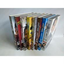 【中古】 名探偵モンク DVD シーズン1~ファイナルシーズン 全8巻セット 174-58SK