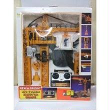 【中古】【開封品】 NEW BRUGHT BIG TOWER ERECTRIC CRANE  1394SK