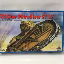 【中古】1/72 Char Mitrailleur FT 17 RPM ss1801-68