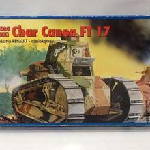 【中古】1/72 Char Canon FT 17 RPM ss1801-69