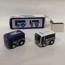 【中古】チョロQ 大阪空港交通 リムジンバス(ブルー&ホワイト) 2台セット 「スーパーマリオ」 ss1804-61
