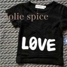 LOVEペイントTシャツ