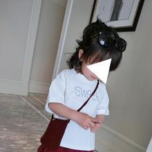 ラスイチ♡ホワイト90cm*sweet ロゴTシャツ