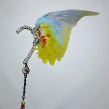 翼イヤーフック(カラフル)