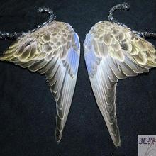 翼イヤーフック(青)