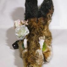 ウサギの髪飾りA
