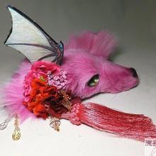 けものヘッドドレス(ピンク)