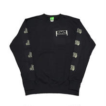 SPLIT HARRIER LONG SLEEVES(NAVY)