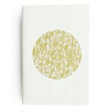 旧暦美人 月ごよみ ダイアリー2018(金満月 和紙布カバー)
