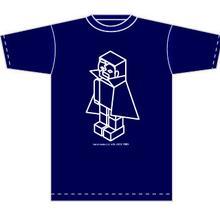 barairo-no-Tシャツ ネイビー