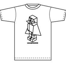barairo-no-Tシャツ ホワイト