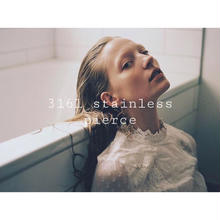 316L stainless pierce 変更
