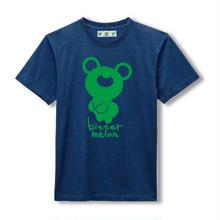 t-shirts(original green×navy)