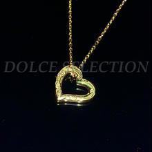 Hawaiian  Heart necklace