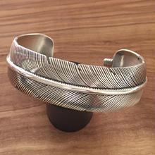 HARVEY MACE feather bracelet