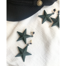 big star pierce smoky green