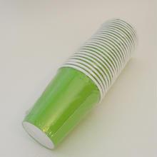 ペーパーカップ(LIME GLEEN)IN-70/1234