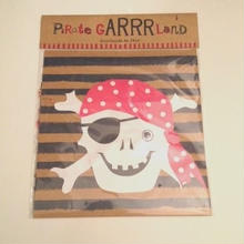 Ahoy There Pirate Garland(45-0785)