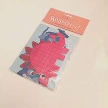 Roarrrrrr! garland(45-0109)