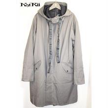KMRii ・ケムリ・'19/S/S・ ORGANIC COTTON MODS COAT・スプリングコート