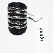 gunda ・ガンダ・HADES RING/A・925・シルバーリング