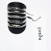 gunda ・ガンダ・HADES RING・silver925・再入荷#17
