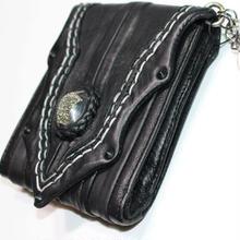 KMRii (ケムリ)財布  ショートウォレット(ケムリオーダー出来ます)
