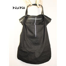 KMRii ・ケムリ・COTTON TWILL TOTE BAG ・2018モデル・キャンバス トート バッグ)