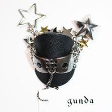 gunda ・ガンダ・ 2016 A/W JUNK STAR/RING リング