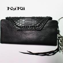 KMRii ・ケムリ・WF -DIAMOND・ウォレット・長財布